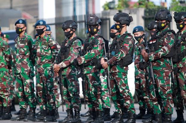 OPM Klaim Bunuh 2 Prajurit TNI di Yahukimo Papua