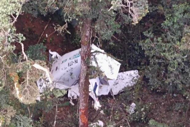 Pesawat Kargo Jatuh di Papua, Tiga Awak Meninggal Dunia