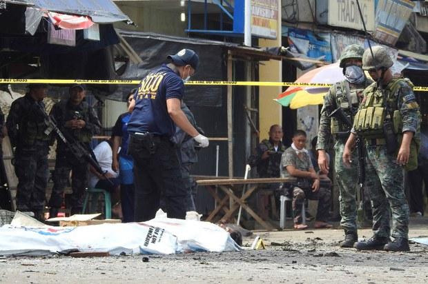 Terduga Pelaku Bom Asal Indonesia Mengaku Dipaksa Orangtua Bergabung ISIS
