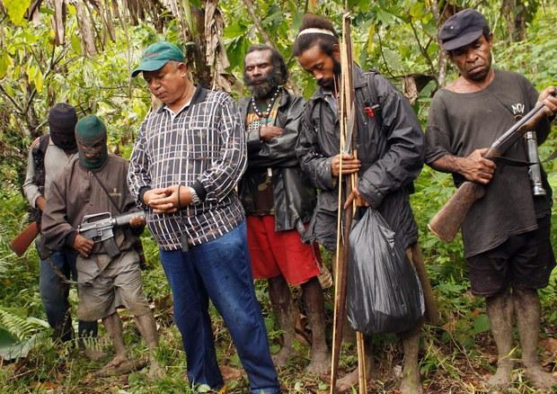 2 Polisi di Ambon Diduga Jual Senjata ke Kelompok Separatis Papua