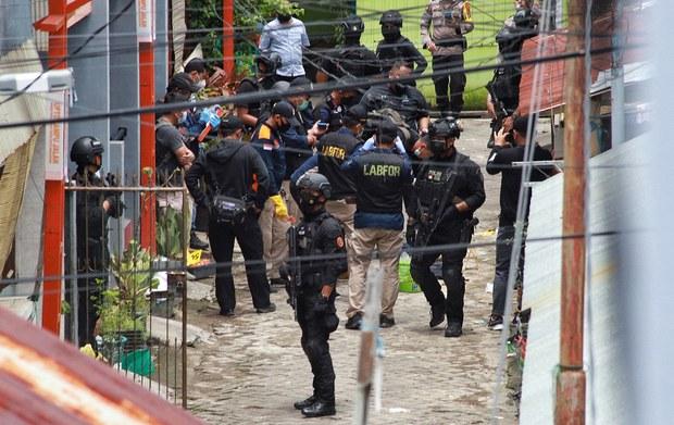 Polisi Tangkap 3 Perempuan Diduga Terkait Pelaku Bom Makassar