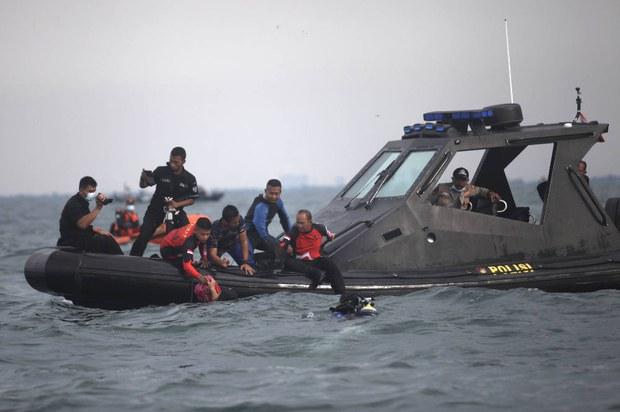 Polisi Berhasil Identifikasi Satu Korban Kecelakaan Sriwijaya Air
