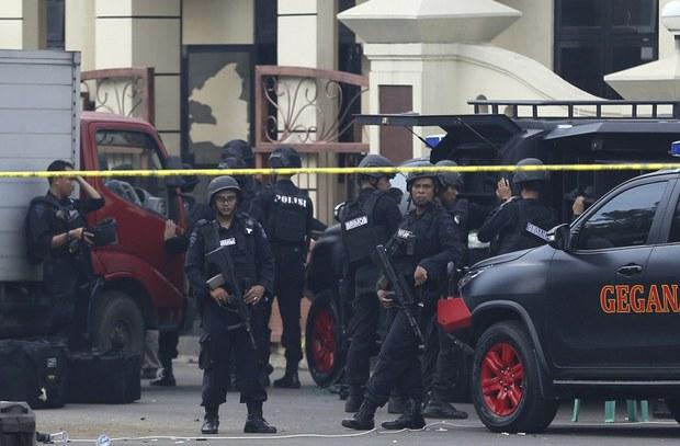 Enam Terdakwa Kasus Kerusuhan Mako Brimob Dijatuhi Hukuman Mati