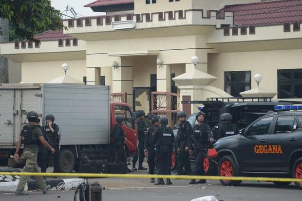 Enam Tertuduh Dalang Kerusuhan di Mako Brimob Dituntut Hukuman Mati