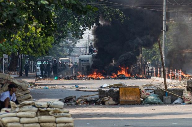TNI Nyatakan Keprihatinan Atas Perkembangan di Myanmar