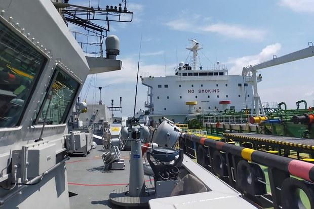 TNI AL Tangkap Tanker Berbendera Panama Diduga Angkut Limbah Berbahaya