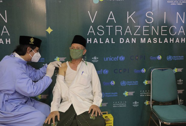 Pasokan Terhambat, Indonesia Negosiasi Dosis Vaksin Tambahan dari Cina, AS