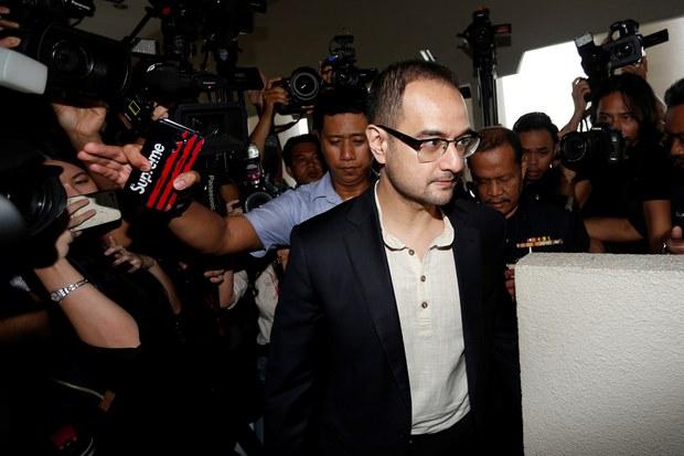 1MDB Fail Saman Namakan Riza Aziz Dalam Tuntutan AS$250 Juta