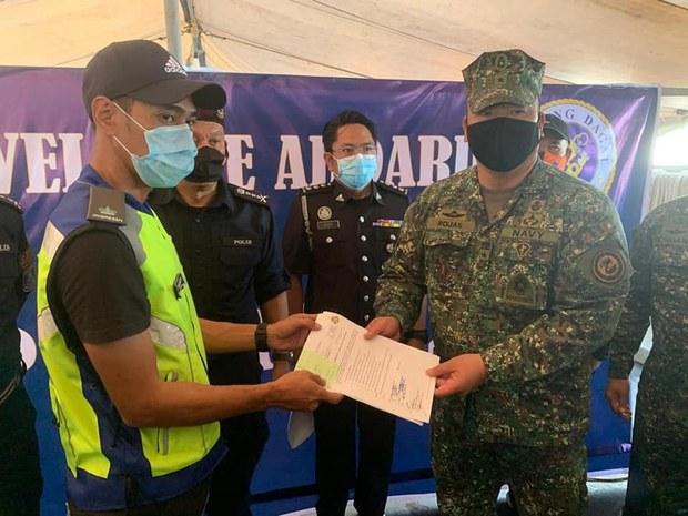 Malaysia Serah Lapan Anggota Abu Sayyaf Kepada Filipina
