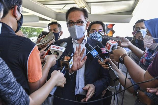 Pembangkang Malaysia Namakan Anwar Ibrahim Sebagai Calon PM