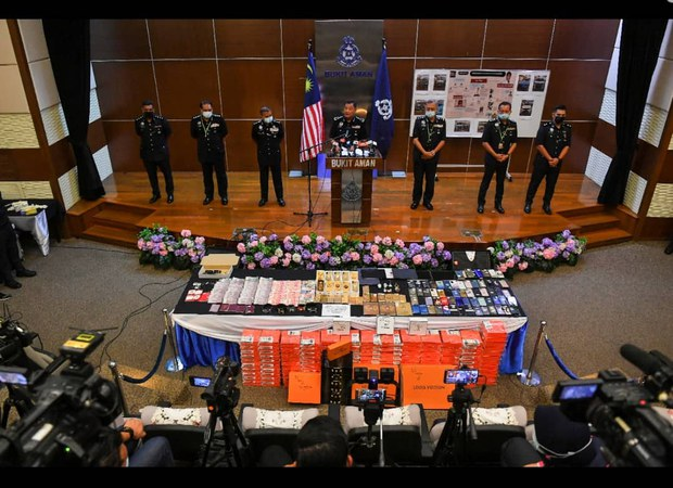 Sekatan AS Bantu Tumpas Sindiket Jenayah Malaysia