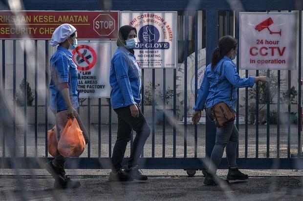 Kastam AS Tarik Balik Larangan Import Terhadap Top Glove