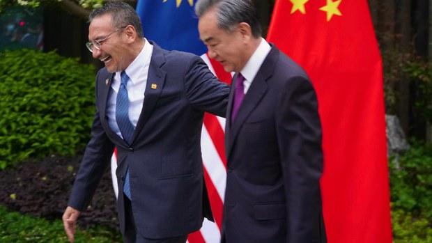 Malaysia Akan Dapatkan Pandangan China Mengenai Perjanjian AUKUS Semasa Lawatan Menteri Ke Beijing