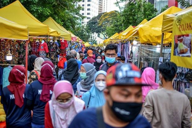 COVID-19: Malaysia Berdepan Krisis Kekurangan Katil, Kes Meningkat