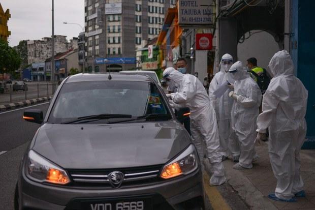 Malaysia Rancang Ubah Tahap Sekatan COVID-19 Atas Faktor Ekonomi
