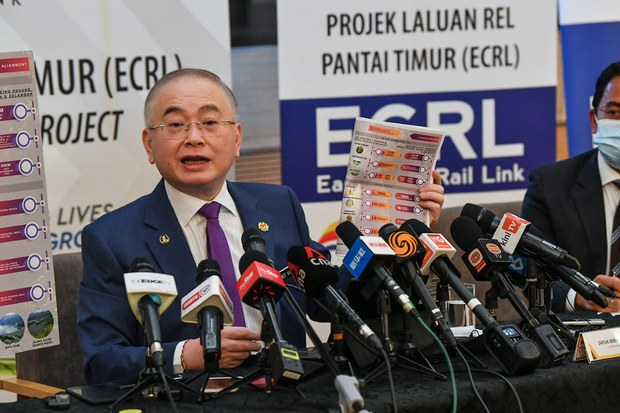 ECRL: Malaysia Kembali Guna Jajaran Asal, Sedia Bayar RM6 Bilion, Tambah 17 Km