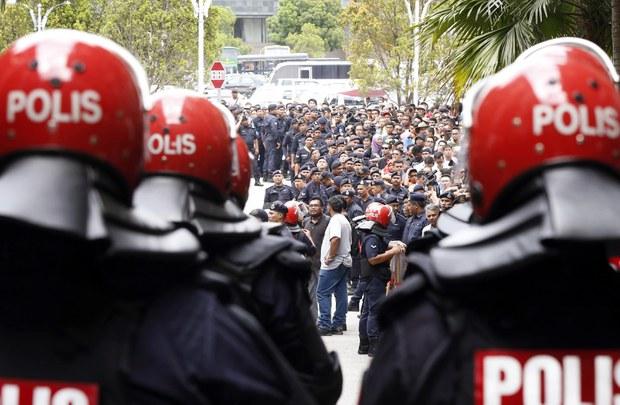 Pihak Berkuasa Siasat Kematian Dalam Tahanan Polis