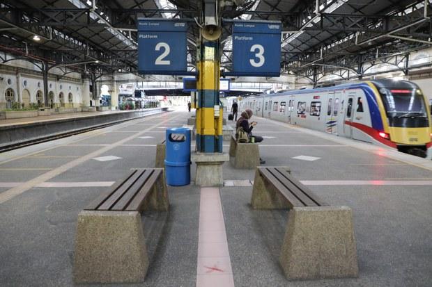 Malaysia Bayar Singapura AS$76 juta Batal Projek Keretapi Berkelajuan Tinggi