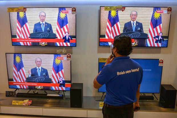 Kerajaan Muhyiddin Tumbang, Agong Akan Lantik Perdana Menteri Baru Malaysia