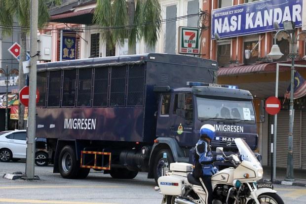 Malaysia Usir Lebih 1,000 Rakyat Myanmar Walaupun Adanya Perintah Mahkamah