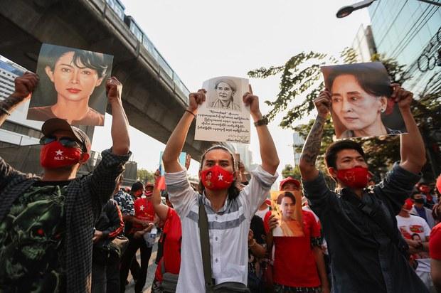 ASEAN Ambil Pendekatan Lembut Berhubung Rampasan Kuasa Myanmar
