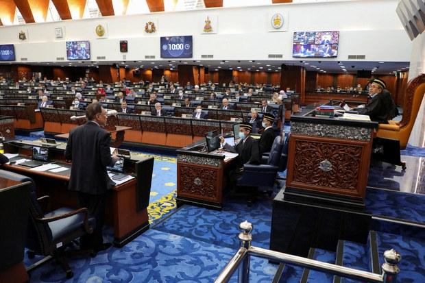 Parlimen Malaysia Kembali Bersidang Buat Pertama Kalinya Pada 2021