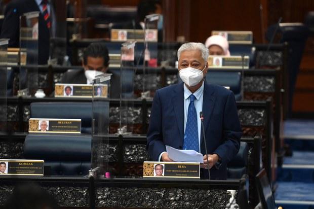 Perdana Menteri Bentang Pelan Induk Ekonomi Lima Tahun RMKe12