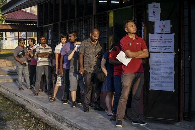 Malaysia Tangguh Kuatkuasakan Undi-18, Pendaftaran Automatik