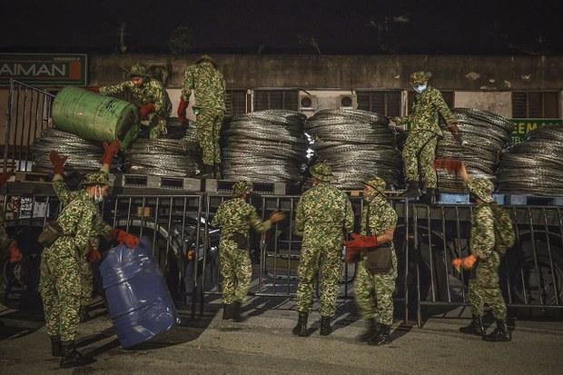 Malaysia Cadang Bina 10 Lagi Pos Kawalan di Sempadan Sarawak-Kalimantan