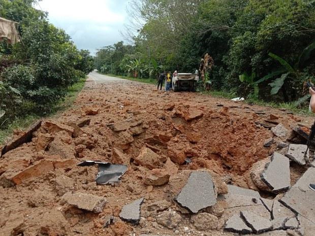Wakil Thailand, Pemberontak BRN Adakan Rundingan Secara Maya