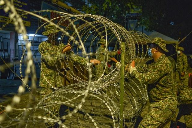 Top Glove Diarah Henti Operasi Tidak Patuh Arahan Majlis Keselamatan Negara