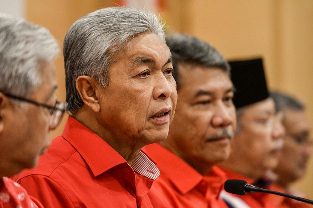 Zahid: UMNO Tiada Kuasa Penuh Dalam PN, Tidak Banyak Boleh Dibanggakan