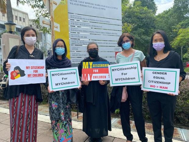 Wanita Malaysia Menang Kes Cabar Undang-Undang Diskriminasi Pewarisan Hak Kerakyatan