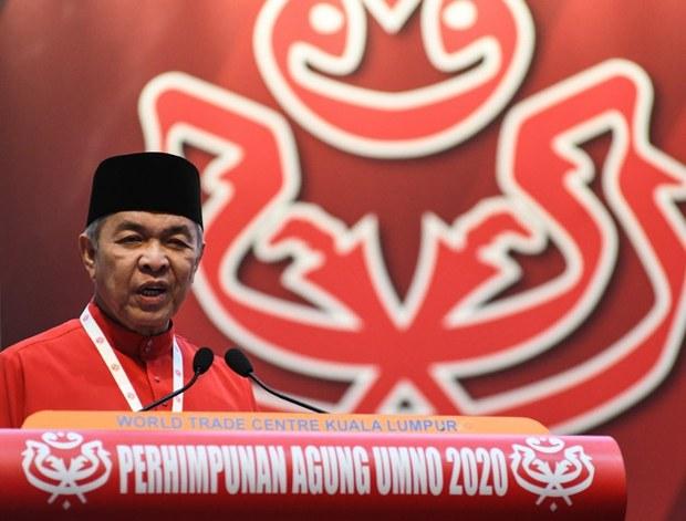 UMNO Beri Tempoh 14 Hari Untuk Kerajaan Buka Semula Parlimen