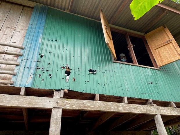 Video Saat-Saat Terakhir Pejuang Pemisah Di Selatan Thailand Tular