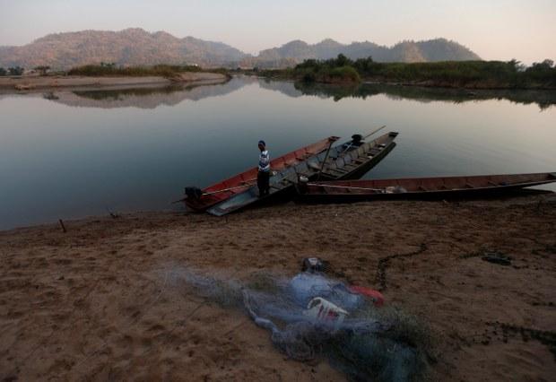 คณะกรรมการแม่น้ำโขง : ระดับน้ำโขงต่ำจนน่ากังวล
