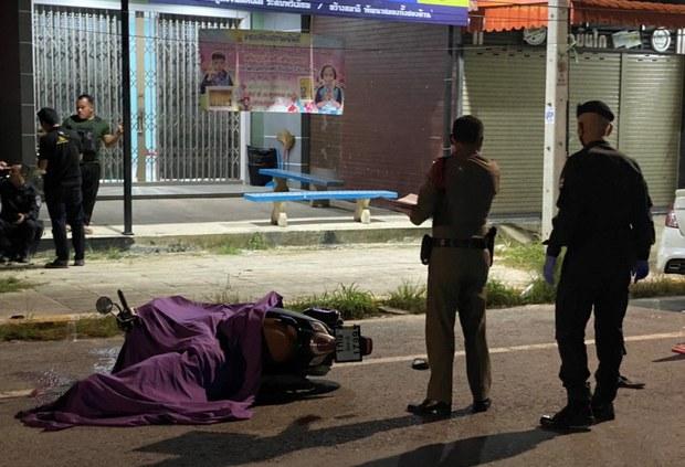 คนร้ายชายแดนใต้ ยิงรองสารวัตร-ชายไทย ตายสองราย ในห้วงเวลา 12 ชั่วโมง