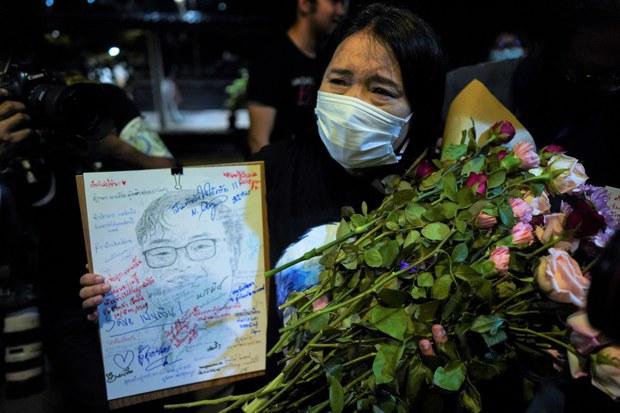 แม่ไผ่-เพนกวิน-รุ้ง พบอุปทูตสหรัฐฯ ร้องช่วยกดดันไทยปล่อยตัวนักกิจกรรมคดี ม.112