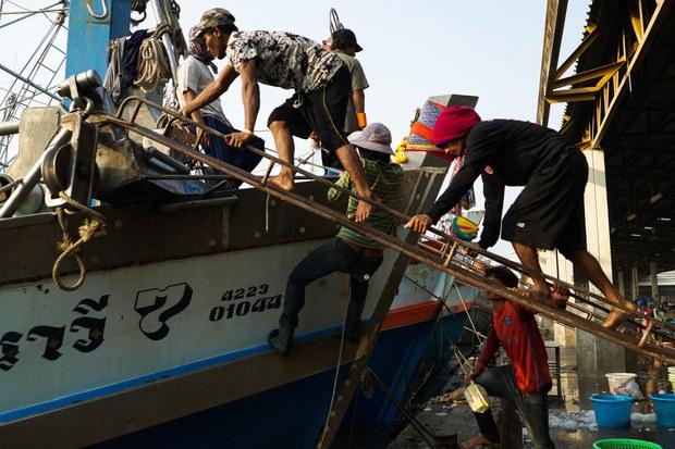 สหรัฐฯ ปรับสถานการณ์ค้ามนุษย์ไทยจากระดับ 2 ลงระดับ 2 เฝ้าระวัง